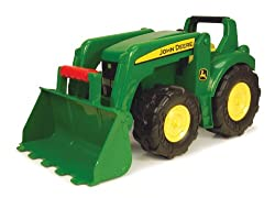 "John Deere 21"" Big Scoop Tractor"