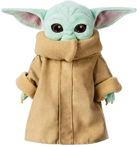 Amazon - Yoda Plush Doll $18.49