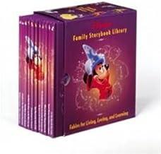 Disney Family Collection Box Set: Disney Family 12-Volume Library