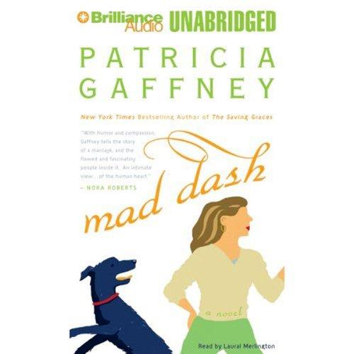 Mad Dash audiobook cover art
