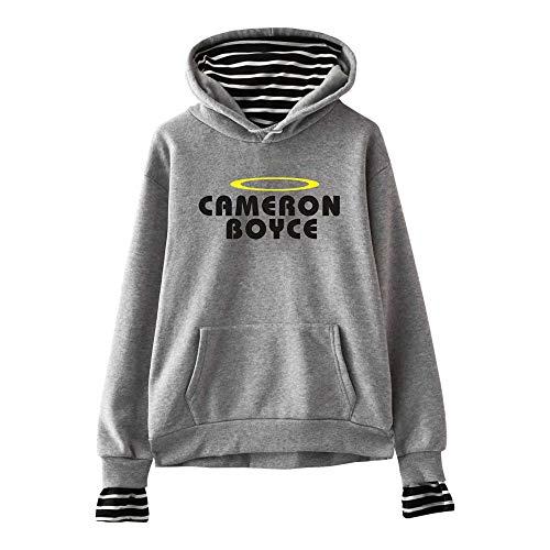 Cameron Boyce Fakes Dos Sudaderas con Capucha Sudaderas Hombres Mujeres Hip Hop Moda Casual Hombre Fakes Dos Streetwear Hoodies