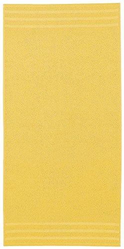 Kleine Wolke 3003567201 Royal Serviette Invité Coton Jaune 30 x 50 cm