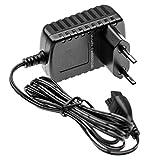 vhbw alimentatore caricabatterie compatibile con Panasonic ES-LT4A, ES-LT4N, ES-LT6A, ES-LT6N, ES-LV6, ES-LV6Q, ES-LV9, ES-LV9A rasoio elettrico