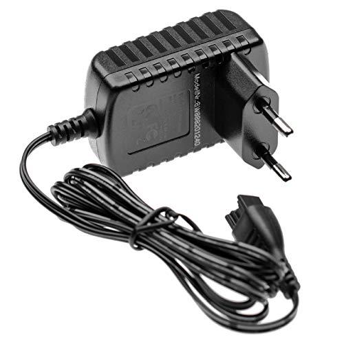 vhbw Fuente de alimentación AC compatible con Panasonic ES-LT4A, ES-LT4N, ES-LT6A, ES-LT6N, ES-LV6, ES-LV6Q, ES-LV9, ES-LV9A afeitadora eléctrica