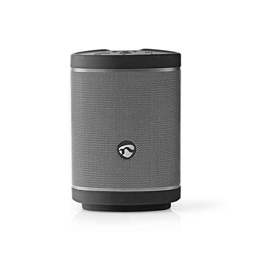 803163 - Enceinte Bluetooth Commande vocale - Mode fête jusqu'à 100 enceintes - 90W - Noir et Gris métal (Playstation 4)