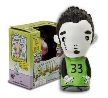 Gus Fink Boogily Heads Series 4 Bobble Head Art Toy Limited Edition by Rocket USA