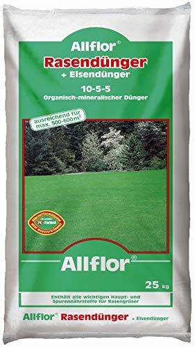 Allflor® 25 Kg Rasendünger M (NPK 10-5-5) Langzeitwirkung Gartendünger