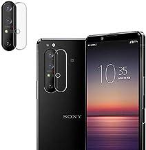 VIESUP Phone Camera Screen Protector for Sony Xperia 1 ii - [2PACK] High Clear Anti-stratch Screen Camera Lens Soft Film f...