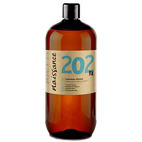 Naissance Macérat Huileux de Calendula (n° 202) - 1 litre - 100% naturel