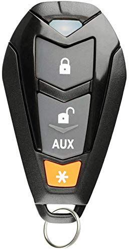 KeylessOption Keyless Entry Remote Starter Car Key Fob Alarm for Aftermarket Viper EZSDEI7141 474V