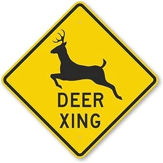 Best deer xing sign Reviews