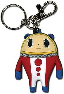 Great Eastern Entertainment Persona 4 Kuma PVC Keychain