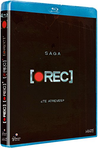 Saga REC [Blu-ray]