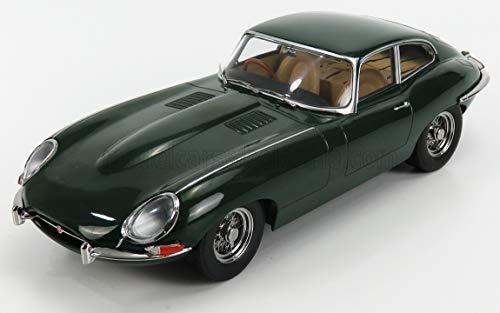 KK-Scale Jaguar E-Type Coupe Rechtsslenker Dunkel Grün 1961-1974 limitiert 1 von 500 Stück 1/18 Modell Auto