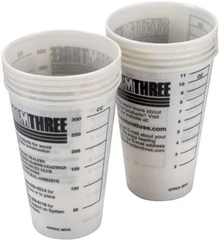 Mixing Cups Graduated 12 100 Max 52% OFF pieces Ultra-Cheap Deals ounce