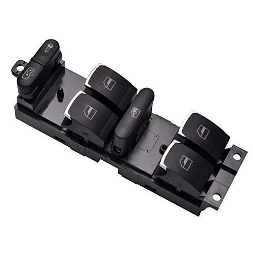 Botón de Interruptor Master Power Ventana de Control for VW Golf GTI 99-04 4 Jetta MK4 Bora Escarabajo Passat B5 B5.5 3BD 959 857