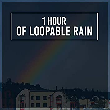 1 Hour of Loopable Rain and White Noise to Send Babies to Sleep