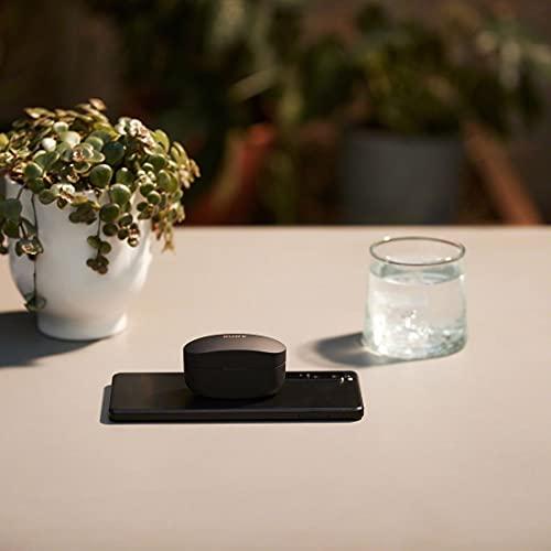 ソニーワイヤレスノイズキャンセリングイヤホンWF-1000XM4:完全ワイヤレス/AmazonAlexa搭載/Bluetooth/LDAC対応/ハイレゾ相当最大8時間連続再生/高精度通話品質/IPX4防滴性能/ワイヤレス充電対応/2021年モデル/マイク付き360RealityAudio認定モデルブラックWF-1000XM4BM