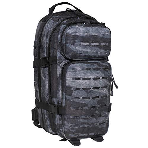 MFH US Rucksack Assault I Laser Daypack MOLLE (HDT-camo LE)