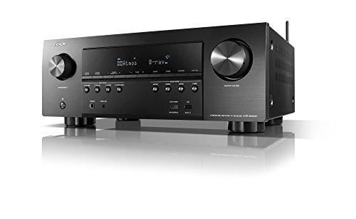 Denon AVR-S940H 7.2 Channel High Power 4K AV Receiver with HEOS Built-in