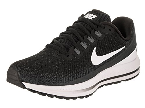 Nike Wmns Air Zoom Vomero 13, Zapatillas de Running para Mujer, Negro (Black/White/Anthracite 001), 36.5 EU