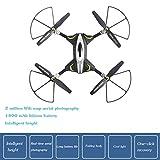 Hanteln Fitness Equipment Drohne Bildübertragung Frau Kamera Einstellbarer Winkel Handy Steuerung...
