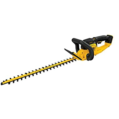 DEWALT DCHT820B 20V MAX Lithium-Ion 22  Hedge Trimmer (Bare Tool)