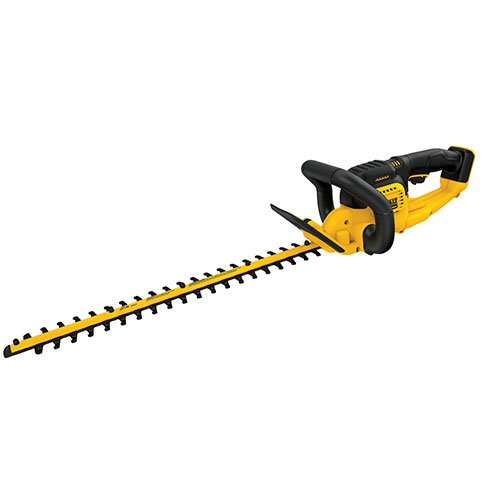 DEWALT DCHT820B Hedge Trimmer, Black/Yellow