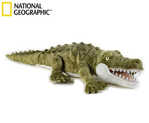 National Geographic - 8004332707196 - Peluche Cocodrilo