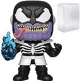 Funko Marvel: Venom - Venomized Thanos Pop! Vinyl Figure (Includes Compatible Pop Box Protector Case)