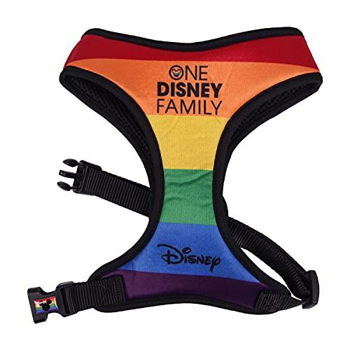 Cerdá - For Fan Pets   Pettorina per Cani Disney Pride - Licenza Ufficiale Disney®