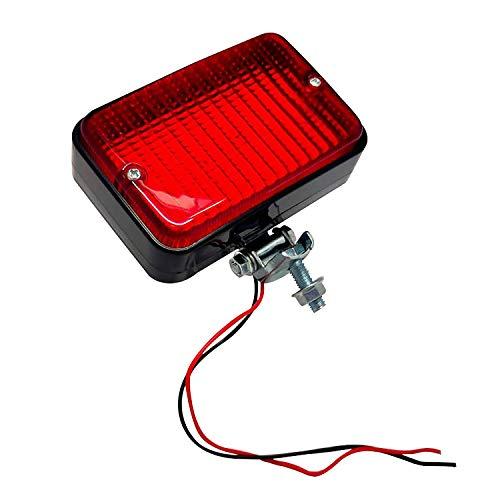 LED Arrière Feu-brouillard Avant Queue/Arrêter La Lumière De La Lampe pour les camions Remorques De Tracteurs 24V -12002302