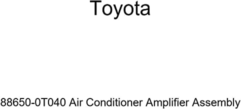 Genuine Toyota 88650-0T040 Air Conditioner Amplifier Assembly