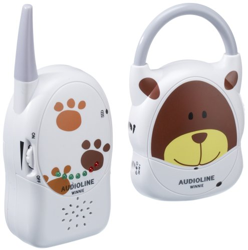 Audioline Baby Care Babyphone Little Winnie