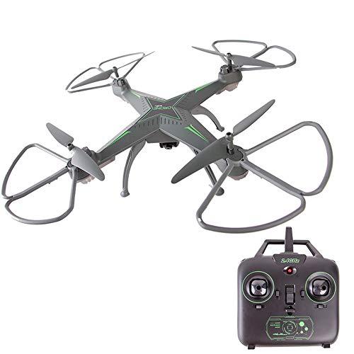 FESVW NO Drone, Opvouwbare Drone, Met WiFi-camera HD Live-uitzending - Return Home, Tot 5 Miljoen Pixels Zwart