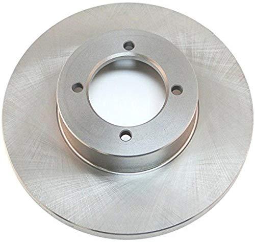 Bendix Premium Drum and Rotor PRT1141 Front Brake Rotor, 1 Pack