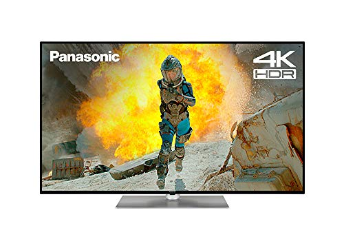Panasonic TX-65FX560B 65 inch 4K Ultra HD HDR Smart TV with Freeview Play, Dark Titanium (2018/19)