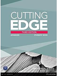 [Cutting Edge Advanced New Edition Students' Book and DVD Pack] [Author: Sarah Cunningham] [April, 2014]