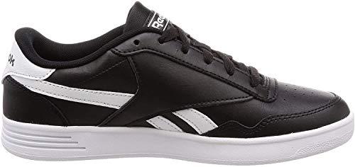 Reebok Herren Royal Techque T Tennisschuhe, Mehrfarbig (Black/White/Honor 000), 42 EU
