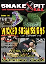 Wicked Submissions Volume 1 DVD