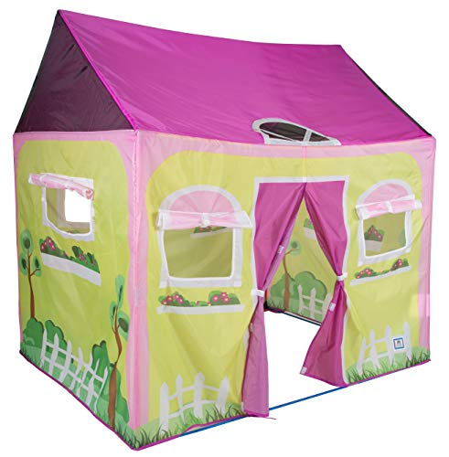 """Pacific Play Tents 60600 Cottage House Play Tent - 58"""" x 48"""" x 58"""""""