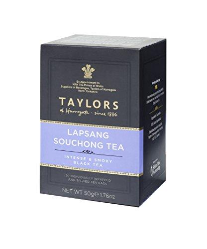 Taylors Lapsang Souchong Smoky Black Tea, Tè, 50 Gr