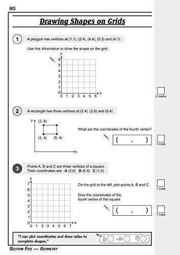 KS2 Maths Targeted Question Book - Year 4 (CGP KS2 Maths)