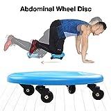 Disco de rueda abdominal más nuevo, Ejercitadores...