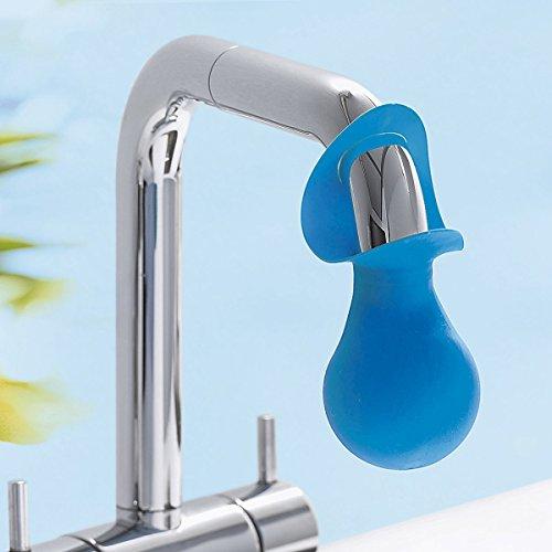 Limey - Utensile disincrostante per rubinetti per la rimozione del calcare, Blu