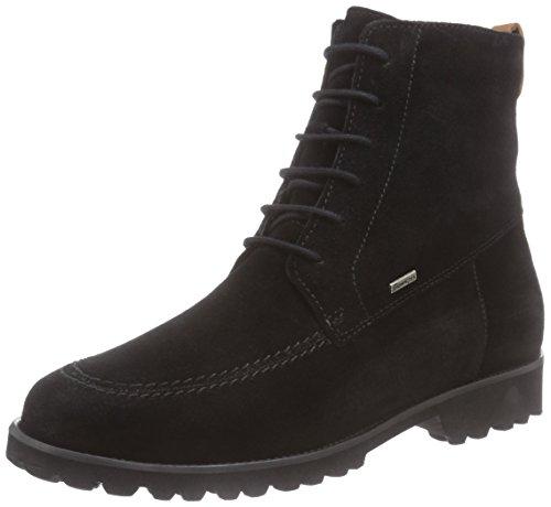 Sioux Verna-Tex, Damen Chukka Boots, Schwarz (schwarz), 40 EU (6.5 Damen UK)