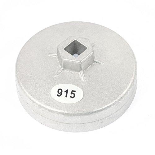 92 mm 15 Flöte Ölfilter