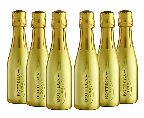 Bottega Gold Prosecco DOC - 6 X 200 ml