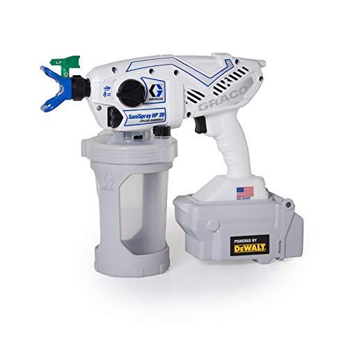 Graco SaniSpray HP 20 Cordless Handheld Airless Disinfectant Sprayer