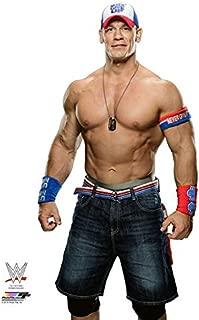 WWE John Cena 2016 Posed Studio Photo (Size: 8